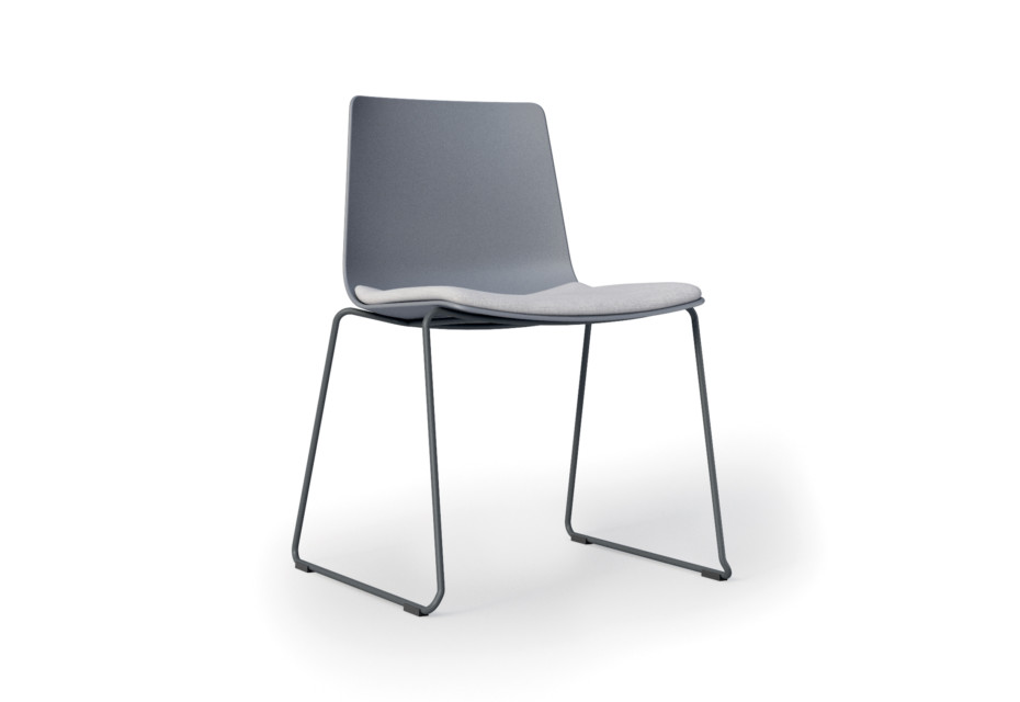 slim chair sledge
