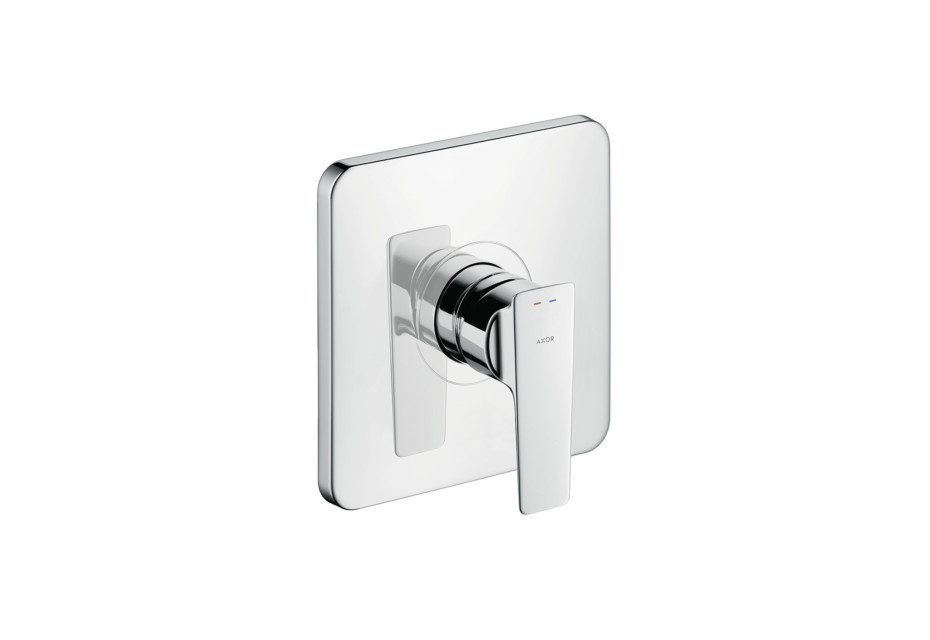 Axor Citterio E Single lever shower mixer for concealed installation
