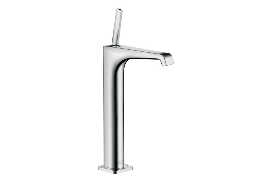 Axor Citterio E Einhebel-Waschtischmischer 250 ohne Zugstange für Waschschüsseln