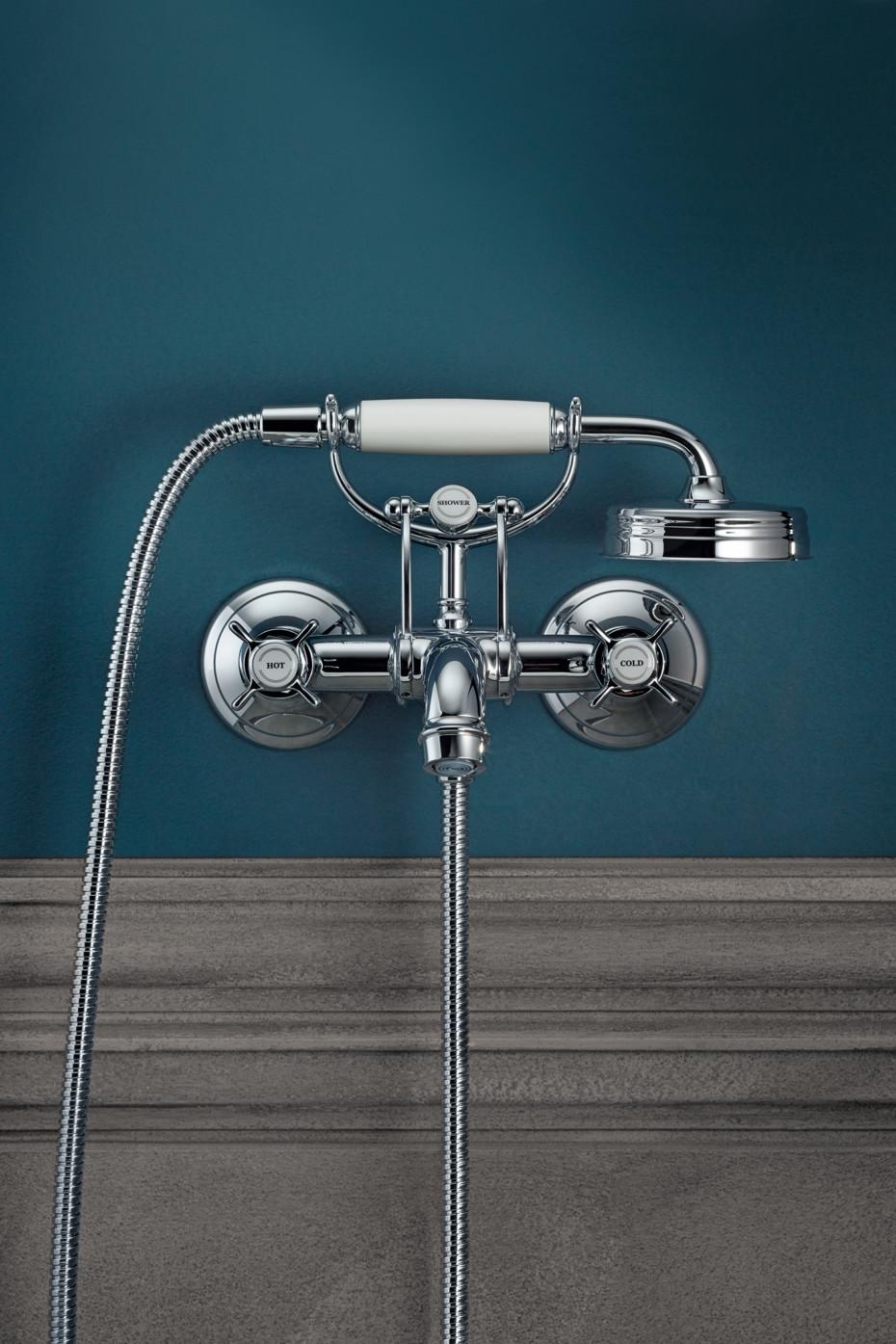 Axor Montreux 2-Handle Bath Mixer DN15 by Axor | STYLEPARK
