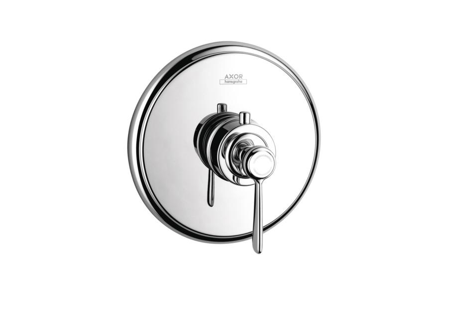 Axor Montreux Thermostat 43 l/min Unterputz mit Hebelgriff