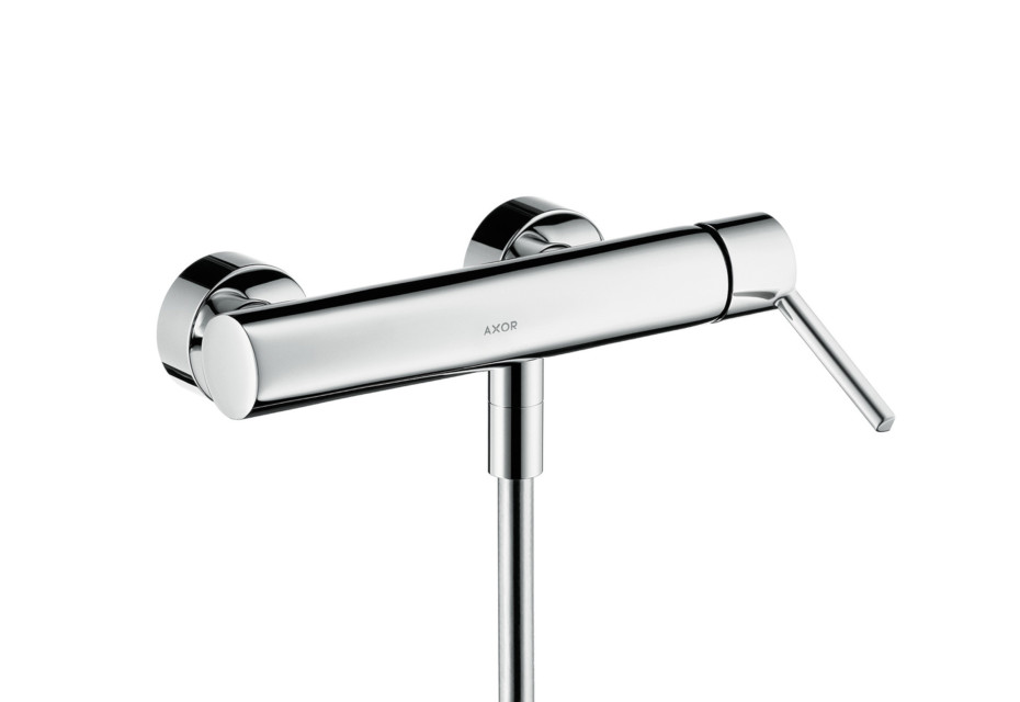 Axor Starck Single lever shower mixer for exposed installation