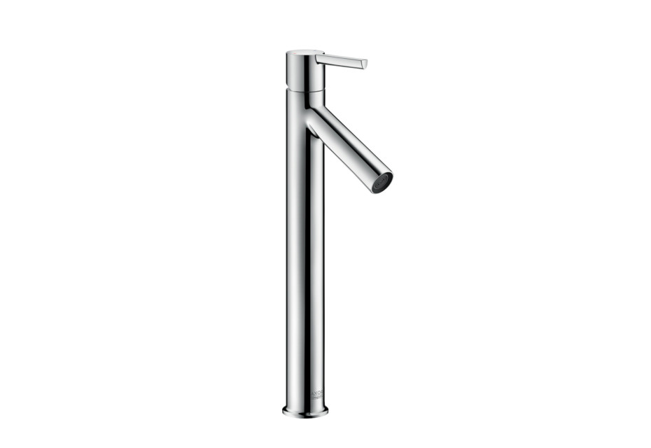 Axor Starck Single lever basin mixer 250 for wash bowls with lever handle without pull-rod