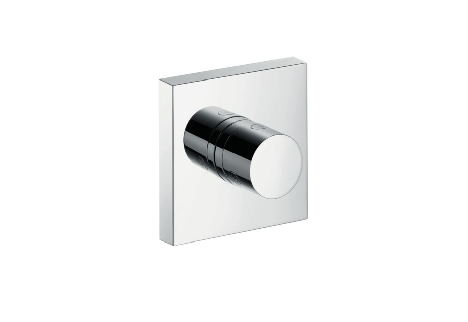 Axor ShowerCollection Thermostatmodul 120/120 Square, Unterputz