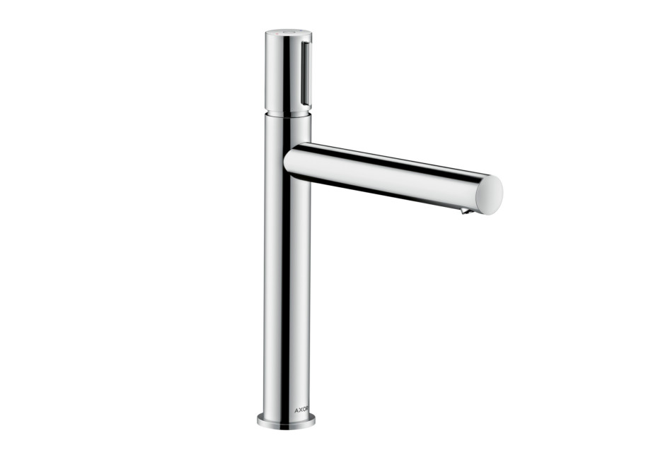 Axor Uno Select Single Lever Basin Mixer 200 without pull-rod