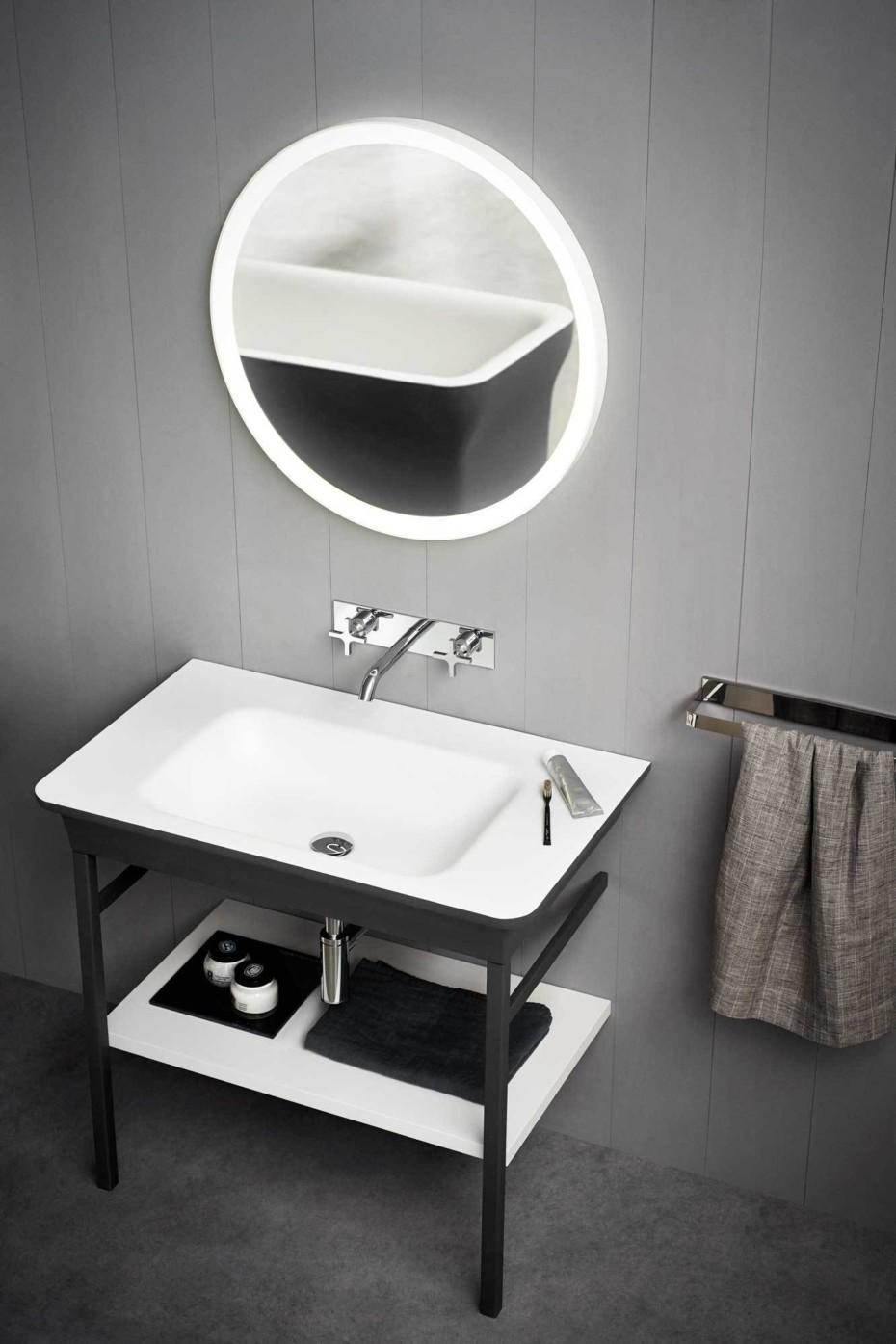 Novecento xl waschbecken von agape stylepark for Designbest outlet