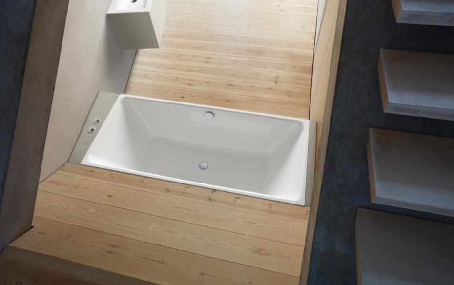 BETTELOFT fitted bath