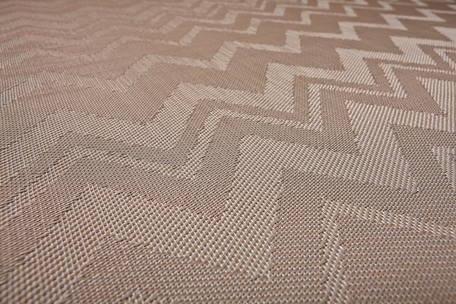 Bolon By Missoni Zigzag Sand