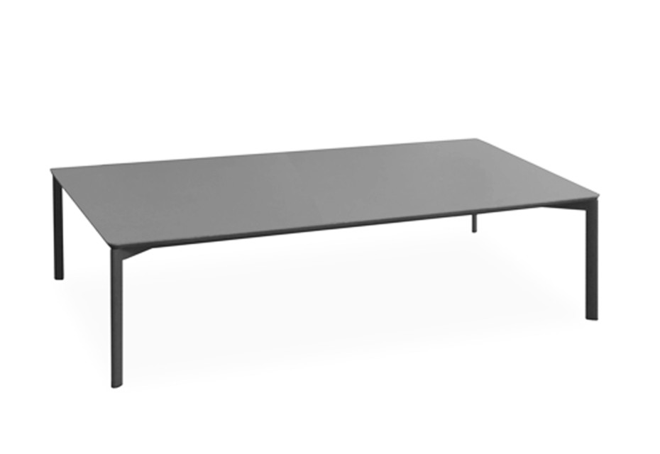 Bare rectangular coffee table C112