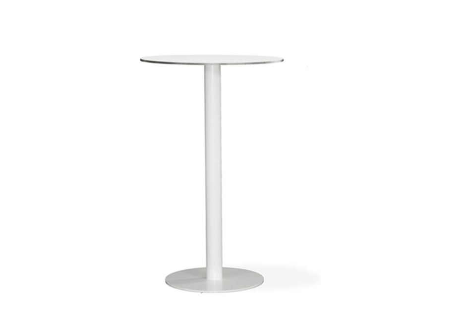 Flamingo Outdoor High dining table stand with round top C972 R