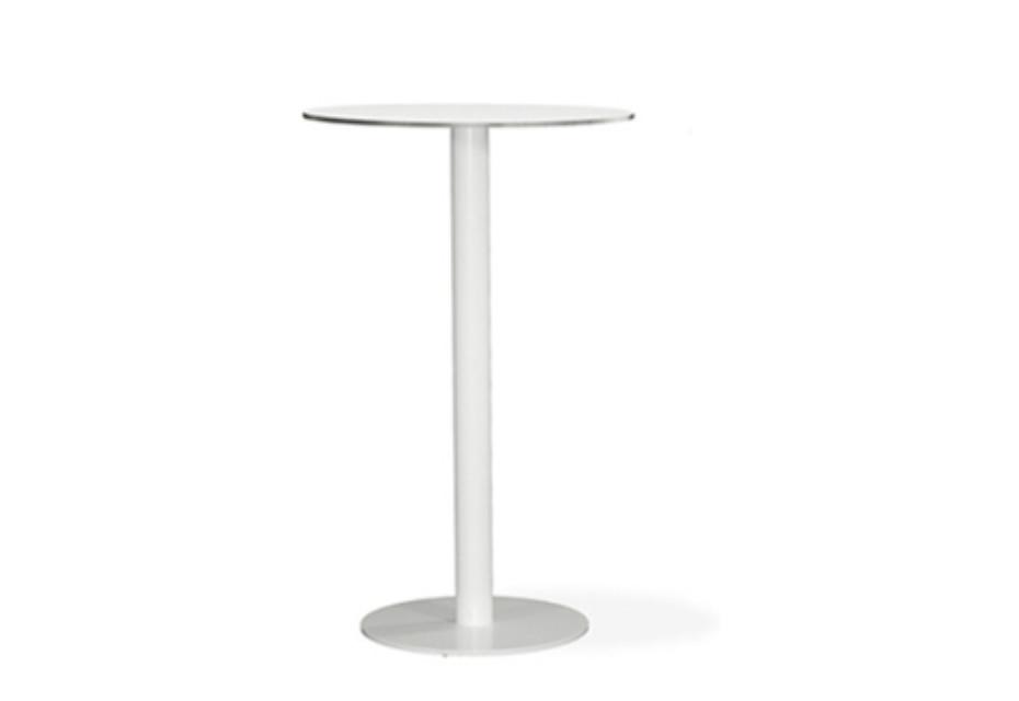 Flamingo Outdoor Hoher Tisch mit runder Platte C972 R