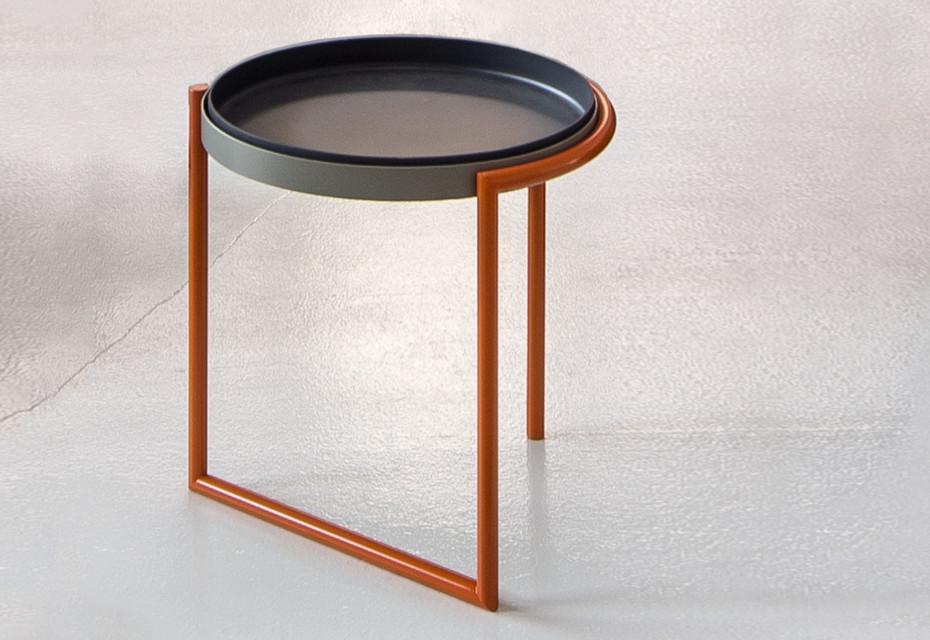 Conduit side table