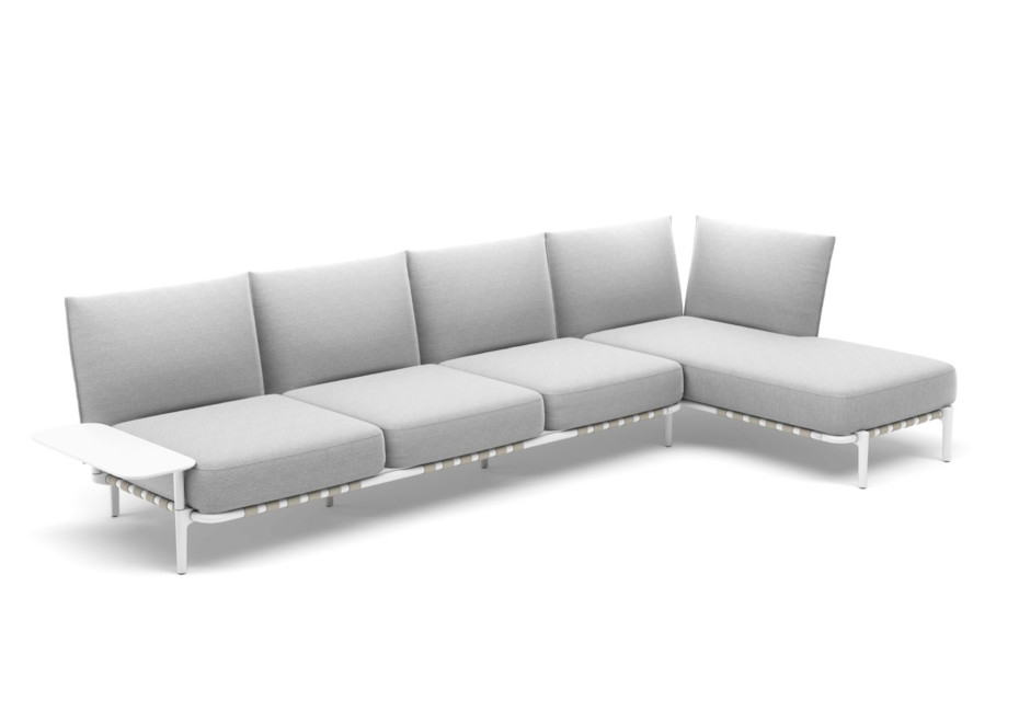 BREA 4-seater daybed left