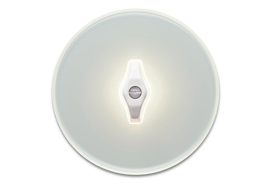 Berker - Glass series rotary switch illuminated