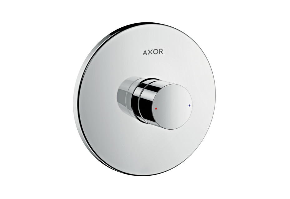 Axor Uno Single lever shower mixer for concealed installation, zero ...