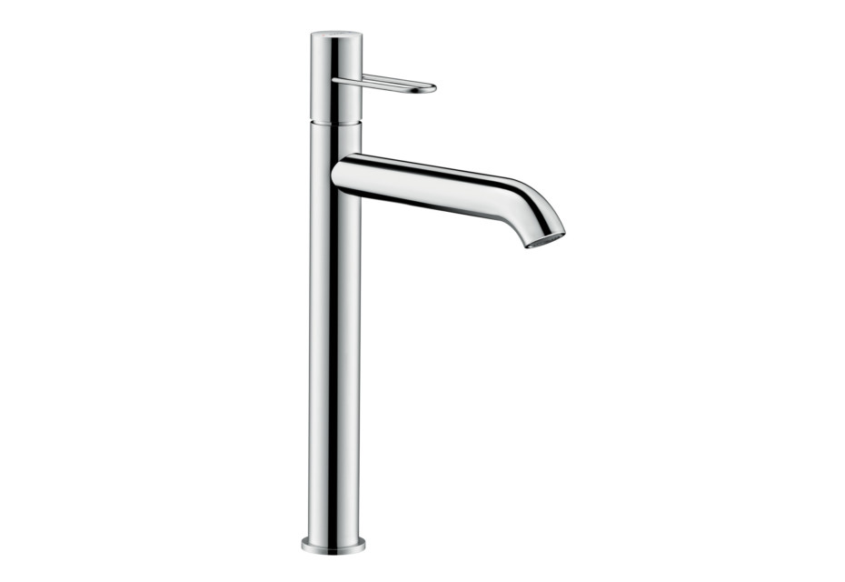 Axor Uno Single lever basin mixer 250, loop handle, without pull-rod