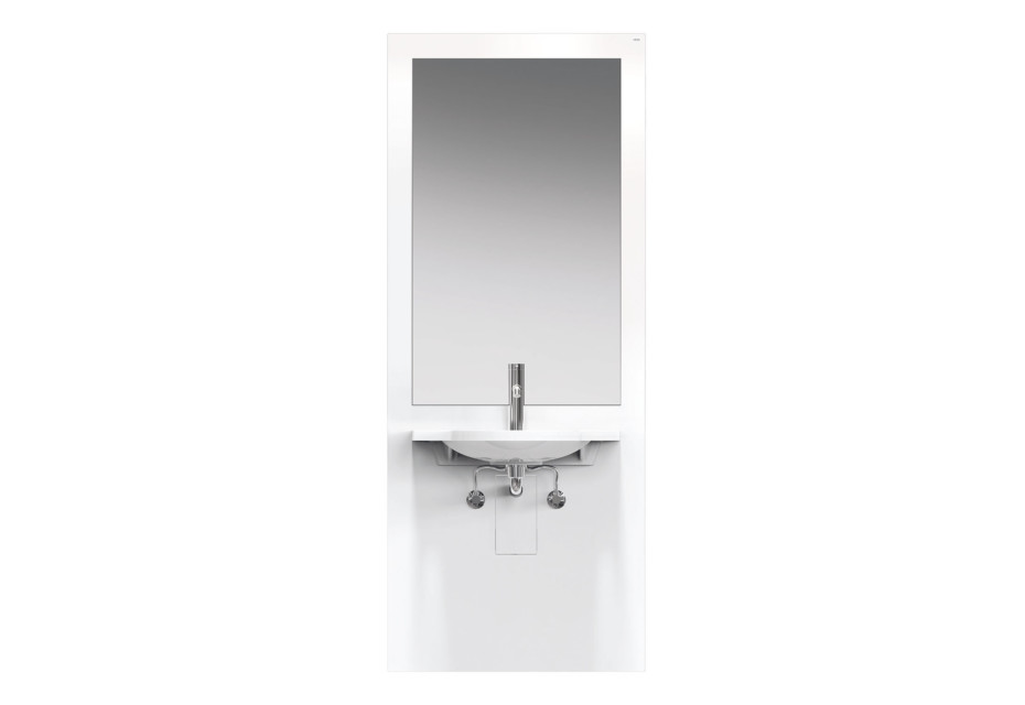 Washbasin module White, washbasin 950.11.101