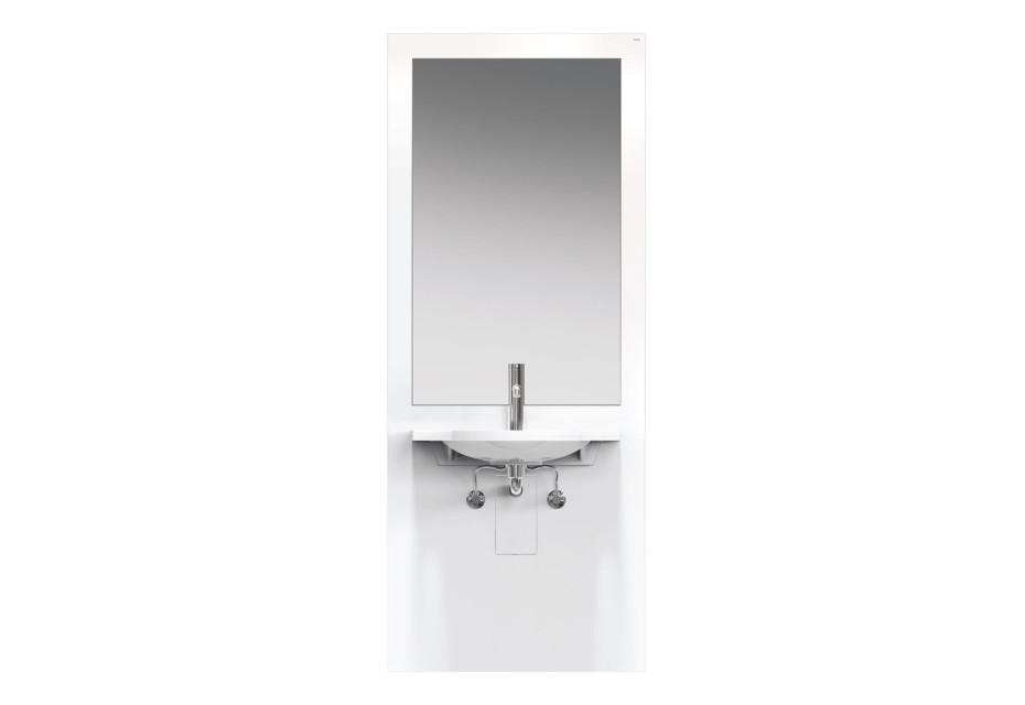Waschtisch-Modul Weiß, Waschtisch 950.11.121