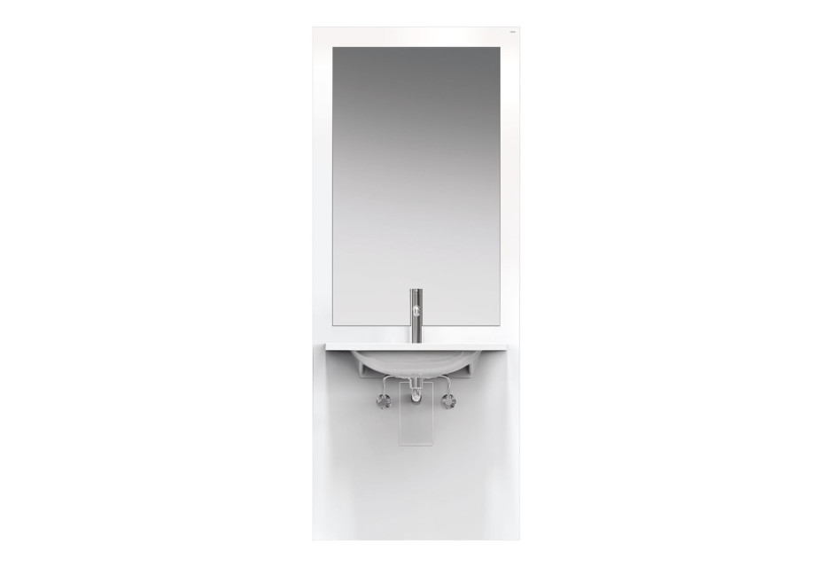 Washbasin module White, washbasin M40.11.501