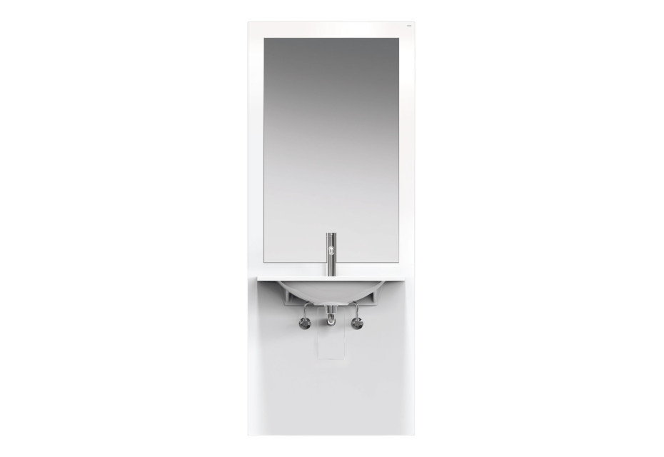 Washbasin module White, washbasin M40.11.101