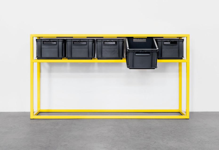 Five Boxes Floor