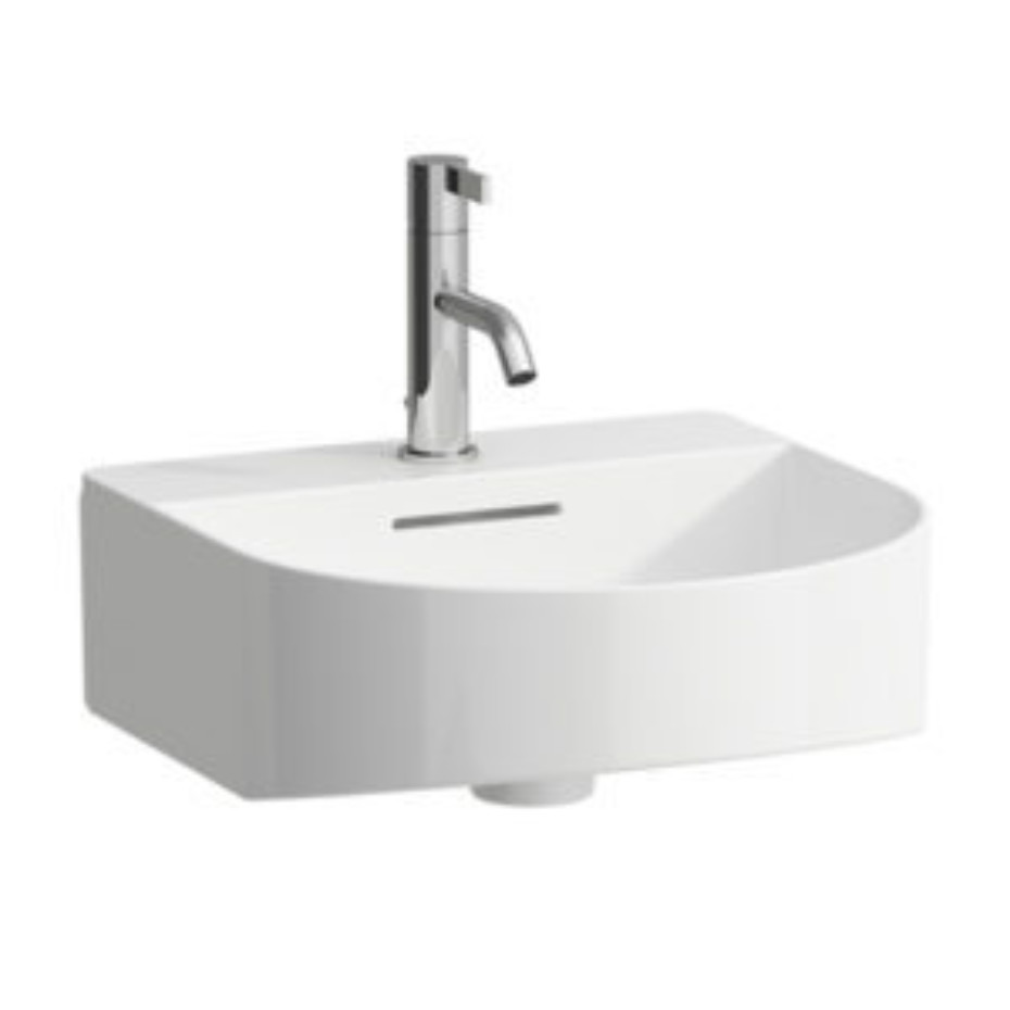 SaphirKeramik Sonar Small washbasin