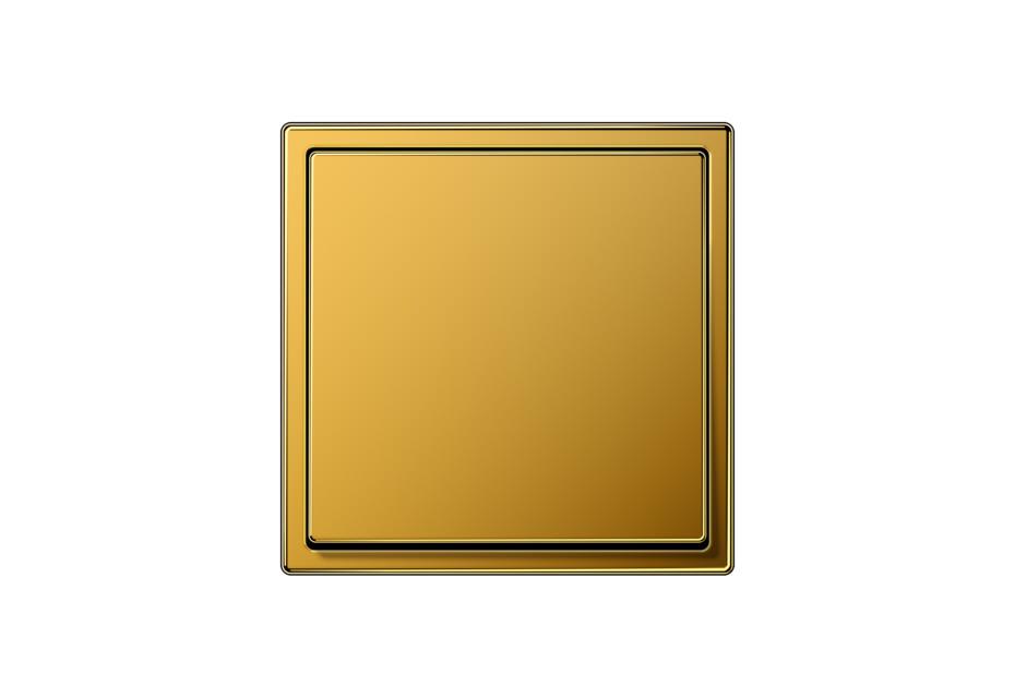 LS 990 Schalter in 24 karat gold