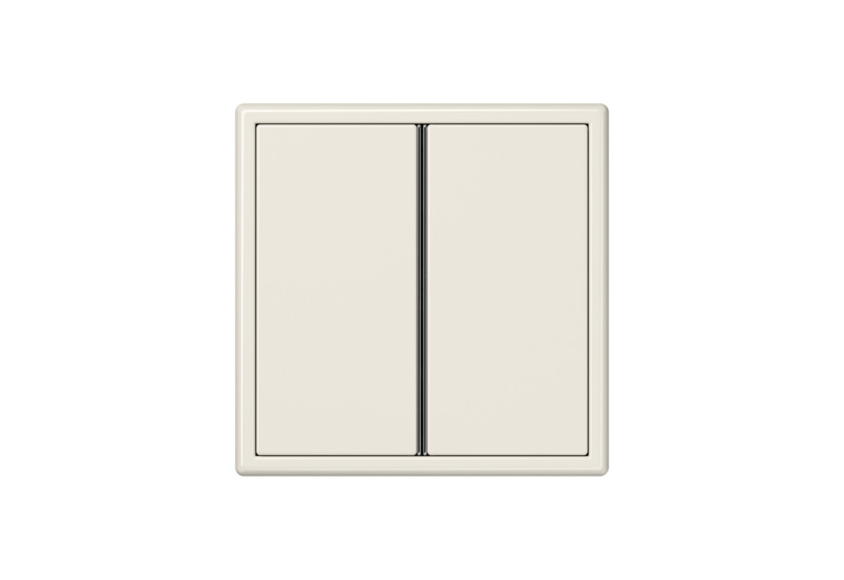 LS 990 F40 Tastsensor 2fach in weiß