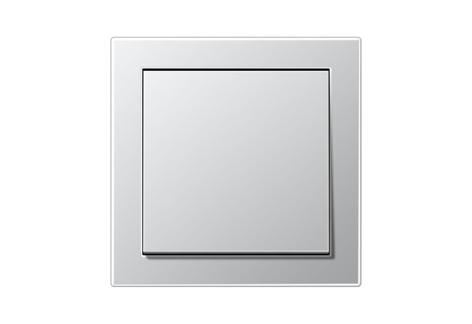 LS Design Schalter in aluminium