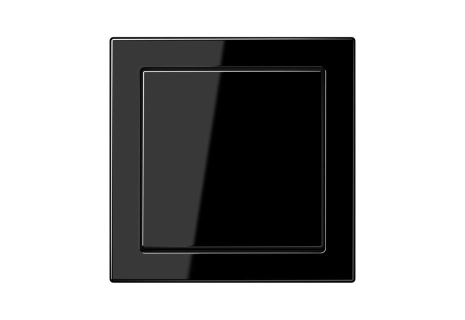 LS Design Schalter in schwarz