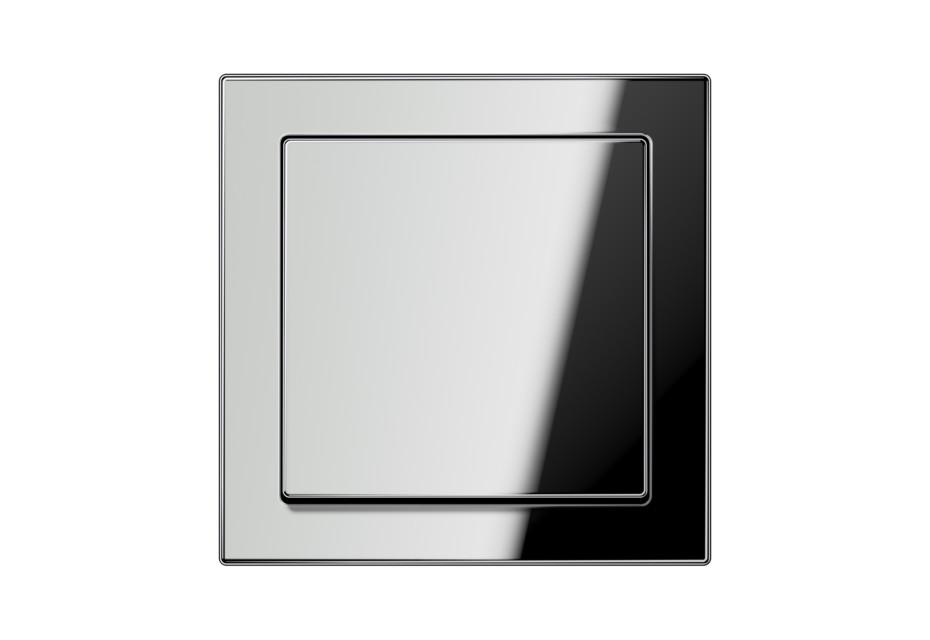 LS Design Schalter in glanzchrom