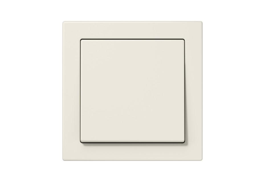 LS Design Schalter in weiß