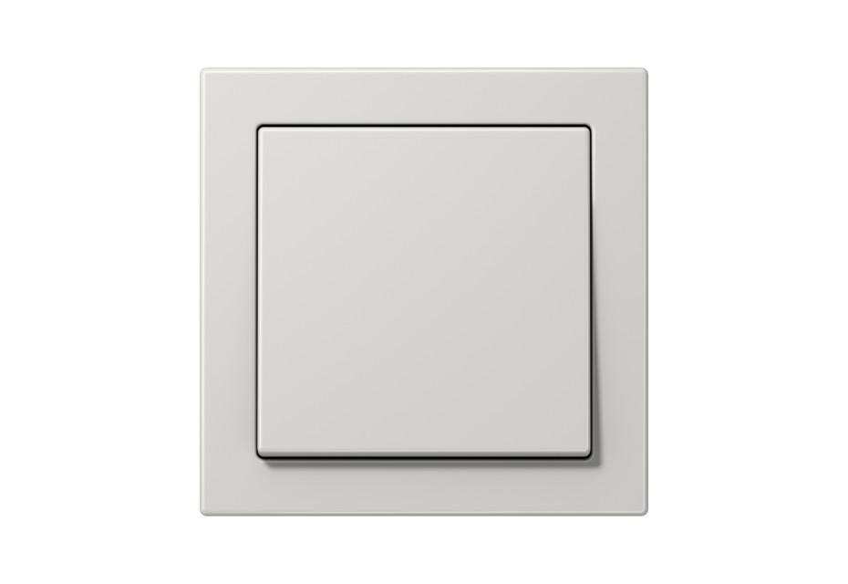 LS Design Schalter in lichtgrau
