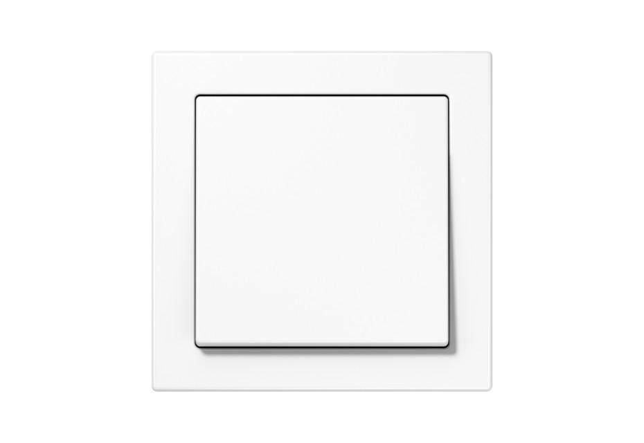 LS Design Schalter in alpinweiß