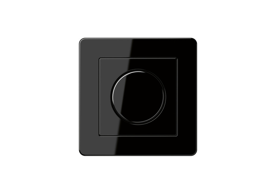 A Flow Rotary Dimmer black