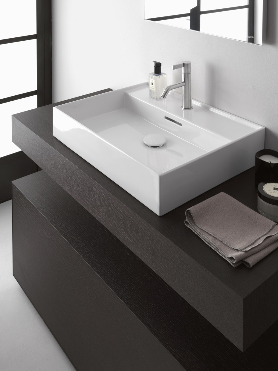 Kartell by Laufen countertop washbasin