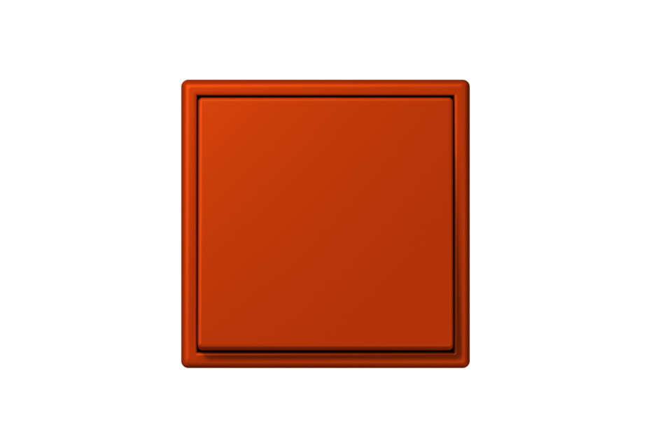 LS 990 in Les Couleurs® Le Corbusier Schalter in Das zinnoberrot
