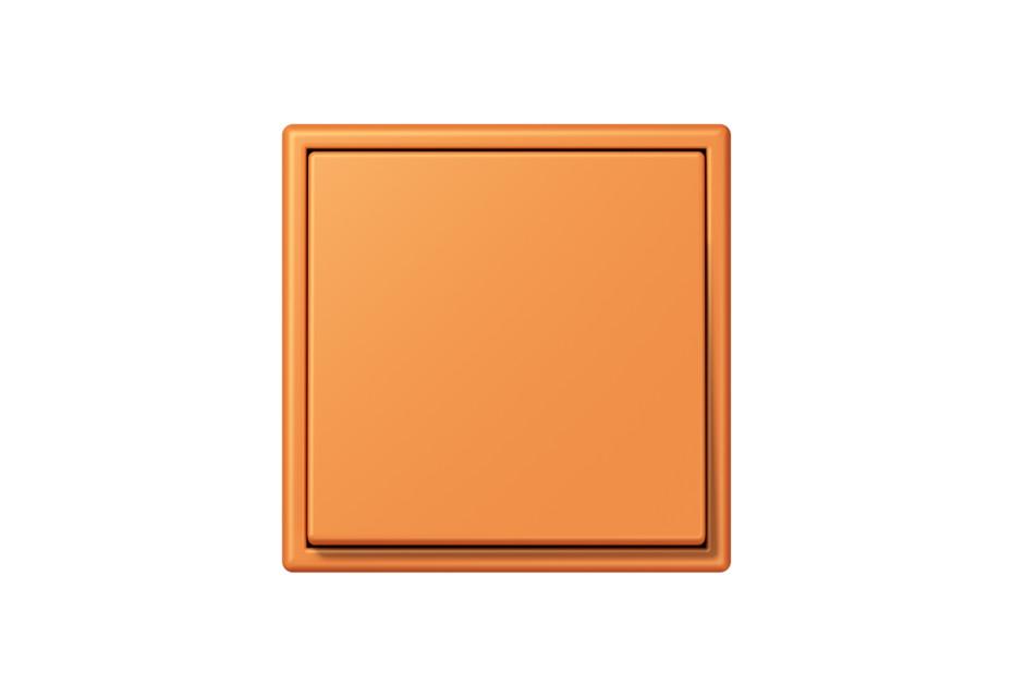 LS 990 in Les Couleurs® Le Corbusier Schalter in Das Orange-Apricot