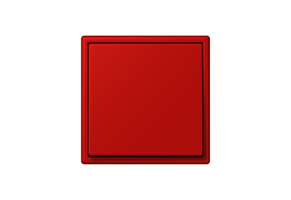 LS 990 in Les Couleurs® Le Corbusier Schalter in Das tiefe dynamische Rot