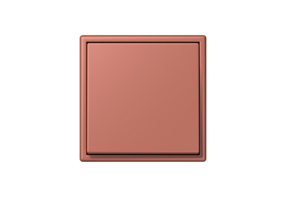 LS 990 in Les Couleurs® Le Corbusier Schalter in Das helle Ziegelrot