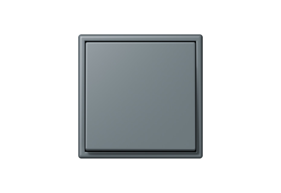 LS 990 in Les Couleurs® Le Corbusier Schalter in Das dynamische mittlere grau