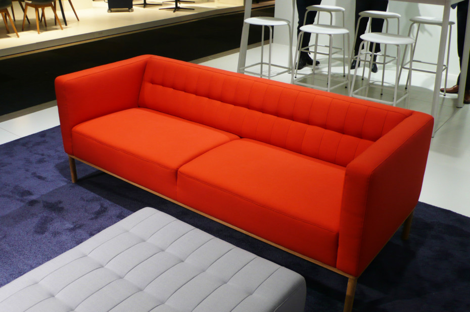 Otto Mbel Sofa Top Colors Shades Of Orange Shades Of Blue