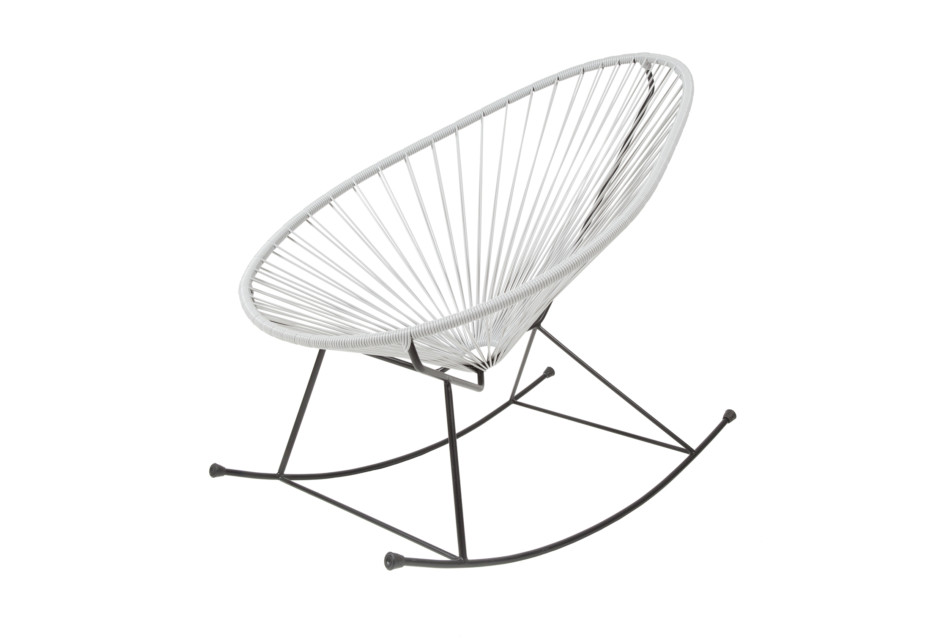 Acapulco Chair Rocking Grau