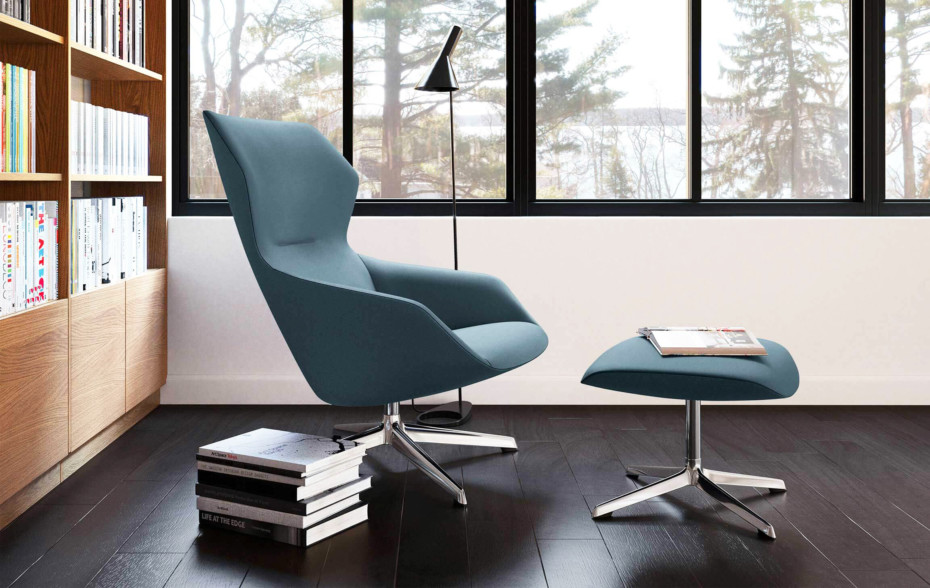 Ray Lounge 9241 By Brunner Stylepark