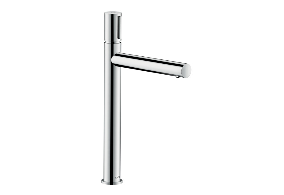 Axor Uno Select Waschtischmischer 260, ohne Zugstangen-Ablaufgarnitur