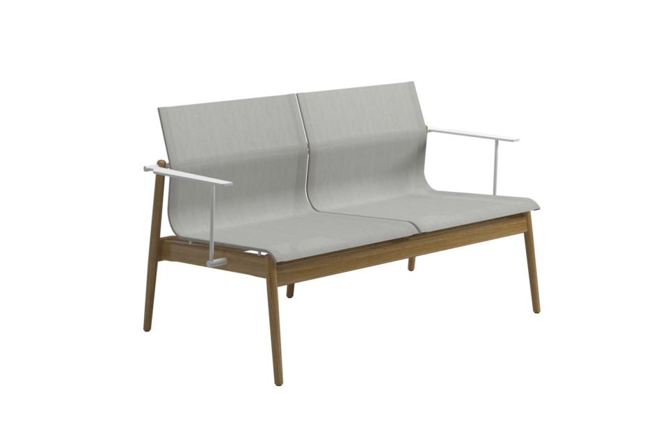 Sway Teak sofa