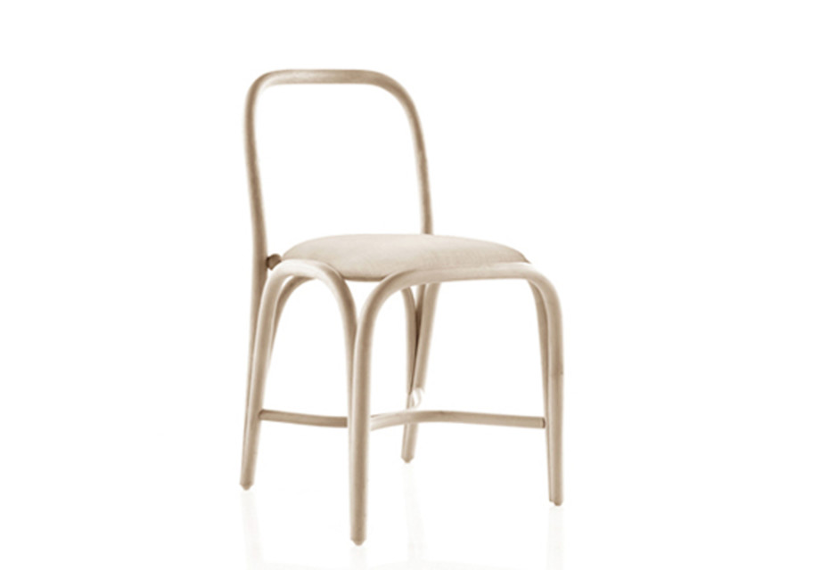 Fontal upholstered dining chair T010 U