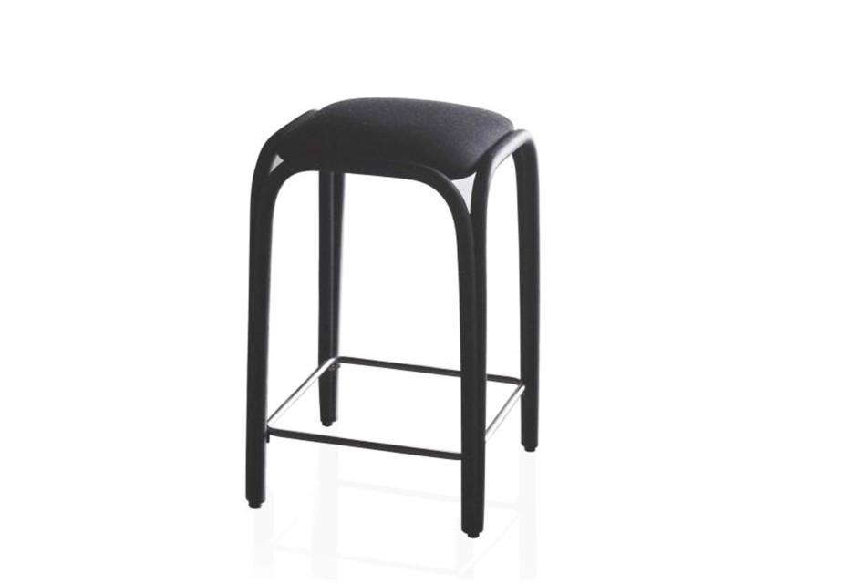 Fontal Upholstered barstool T018 U