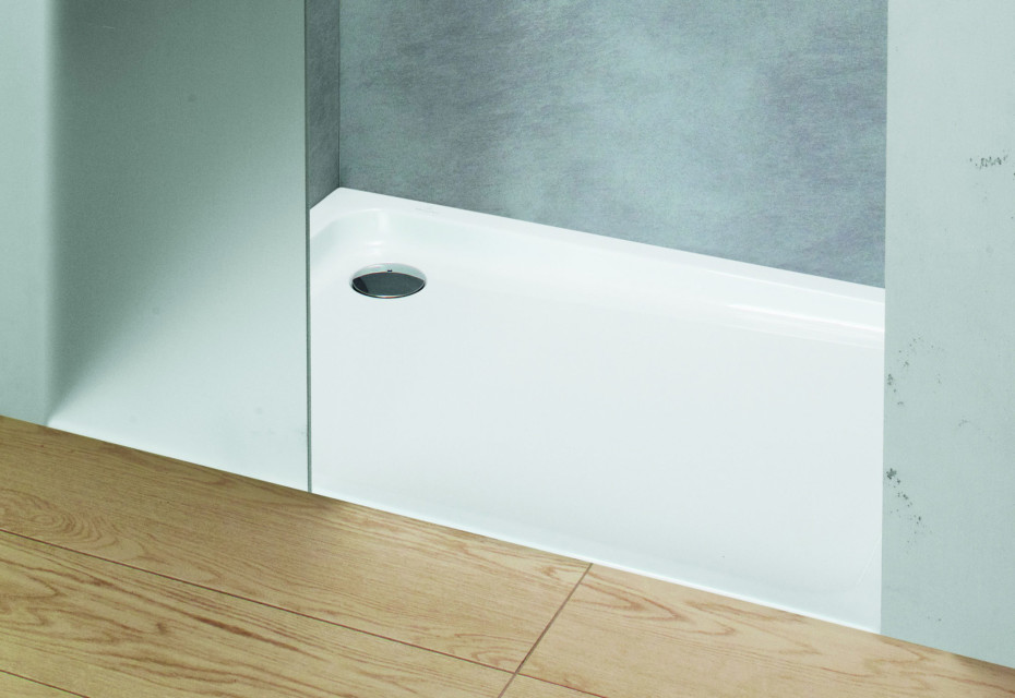 Shower tray rectangular O.novo