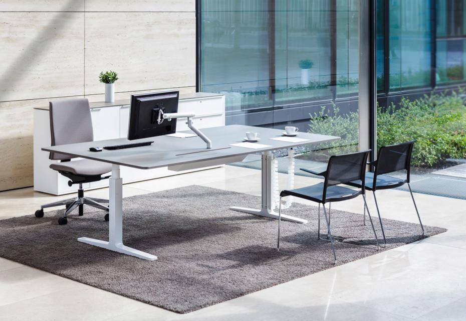 Working desk system CHANGE Management